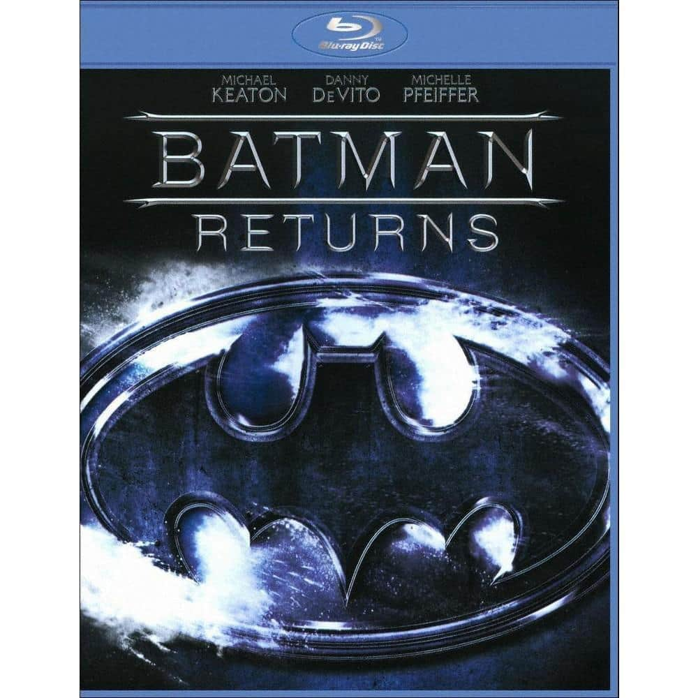 Batman Returns (Blu-ray)  $3.75 + Free Store Pickup