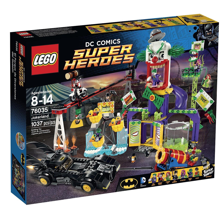 LEGO Super Heroes Jokerland Building Kit (76035)  $84 + Free Shipping