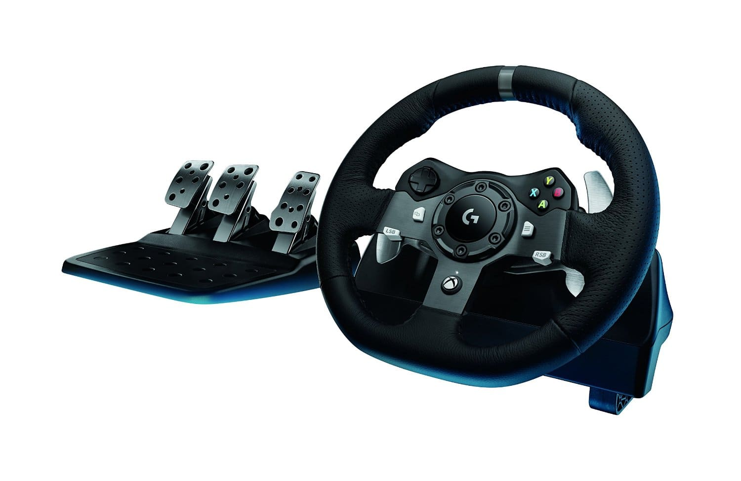 Logitech G920 Driving Force Racing Wheel w/ Floor Pedals  $239 & More + Free Shipping