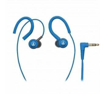 Audio Technica Core Bass In-Ear Headphones (Blue or White) $8.50 + Free Shipping!