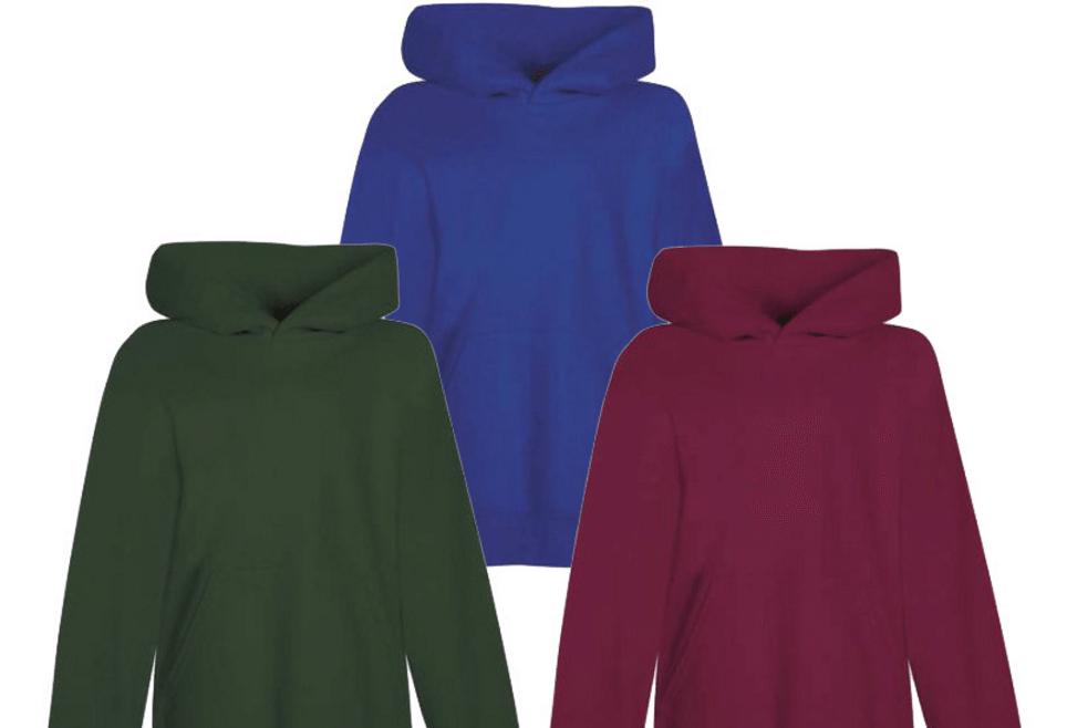 Hanes Boys' EcoSmart Fleece Hoodie (Various Colors)  $3 + Free Store Pickup