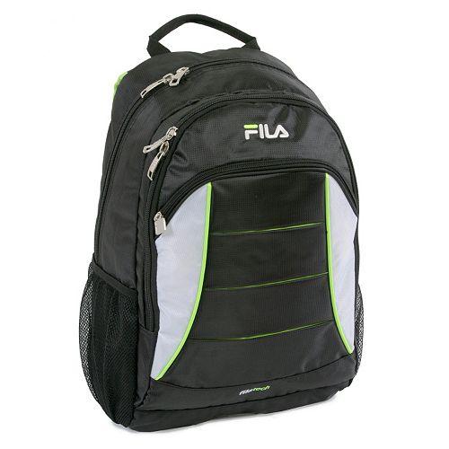 Kohls Cardholders: FILA Tetra Backpack $21, FILA Horizon  $12.60 + Free Shipping