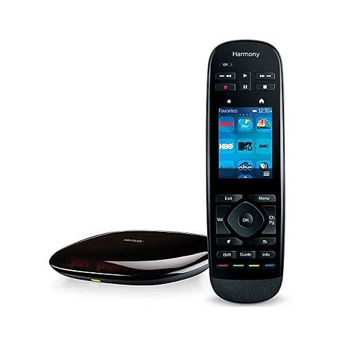 Logitech Harmony Ultimate Touch Screen Univeral Remote Control 915-000202 (Re-Certified) $125 AC @ Meritline