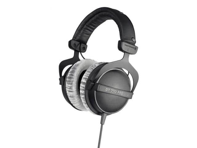 Beyerdynamic DT-770 Pro 250Ohm Closed Headphones $110 + free shipping