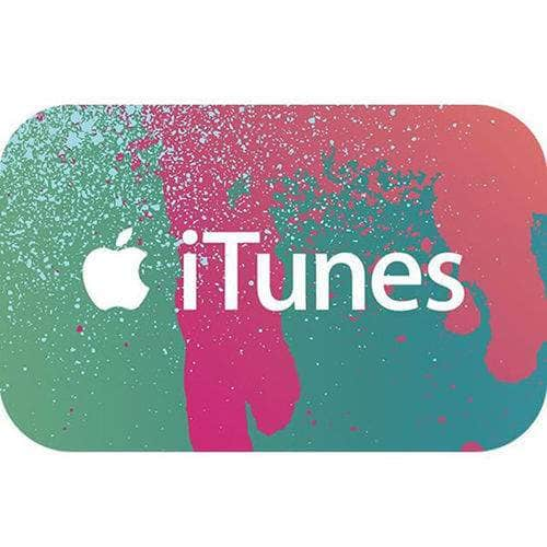 Get a $50 iTunes Gift Card for only $42.50 - Email delivery