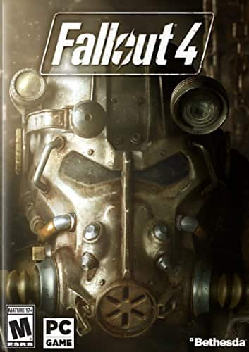 Fallout 4 for PC (retail copy) $19.99 at Amazon