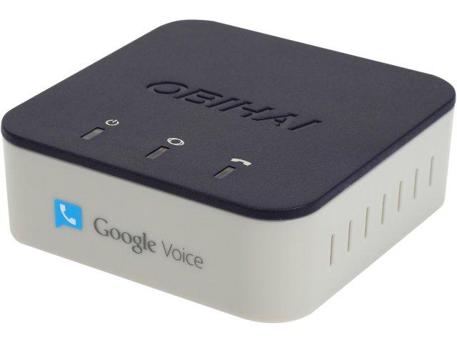 Obihai OBi200 VoIP Telephone Adapter w/ Google Voice/SIP $40 + Free Shipping