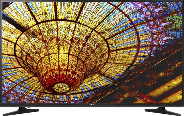"65"" LG 65UH5500 4K UHD HDR Smart LED HDTV  $850 + Free Shipping"
