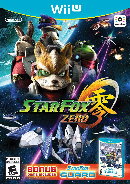 Star Fox Zero + Star Fox Guard (Wii U)  $27