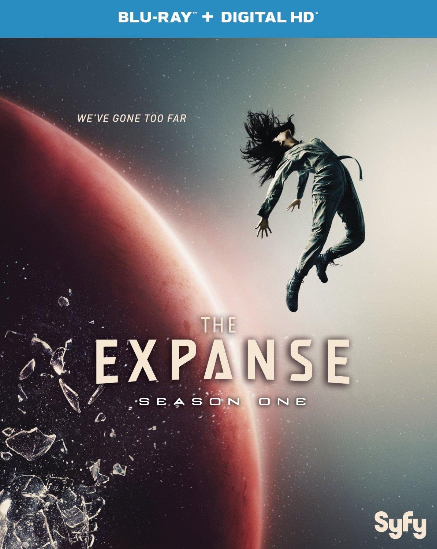 The Expanse: Season 1 (Blu-Ray + Digital HD) $21