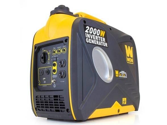 WEN 2000-Watt Inverter Generator - $389.99 on Woot