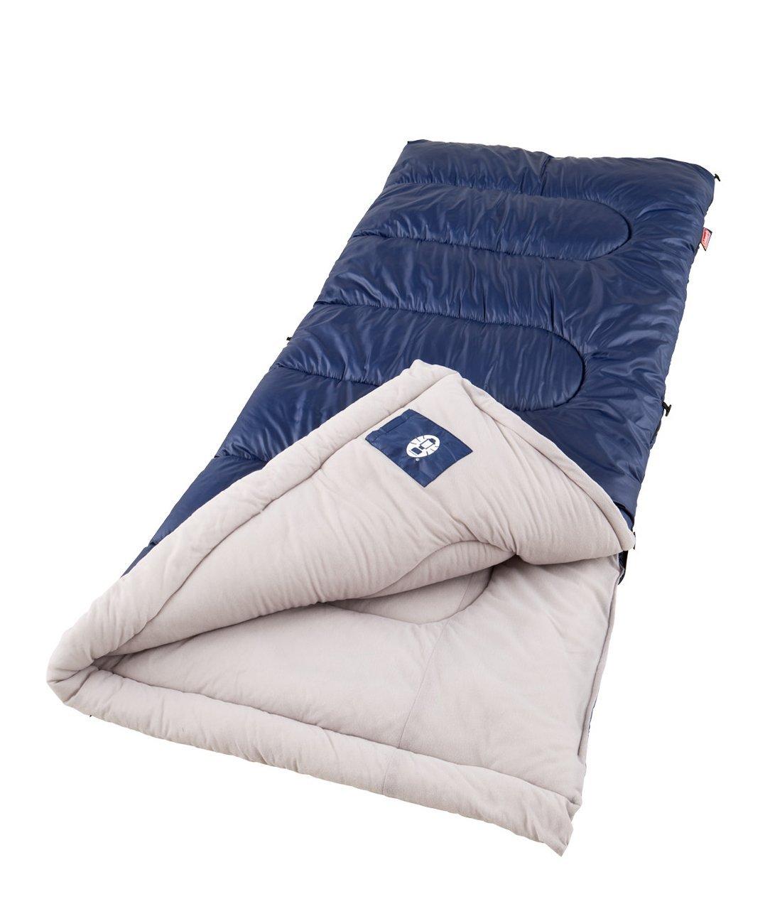 Coleman Brazos Sleeping Bag $14.39 sss eligible @ amazon