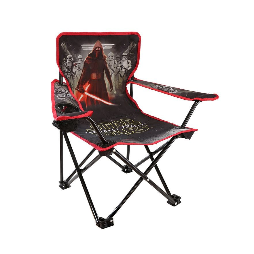 Kohl's Cardholders: Kids' Folding Arm Chairs: Star Wars: Force Awakens  $7 & More + Free Shipping
