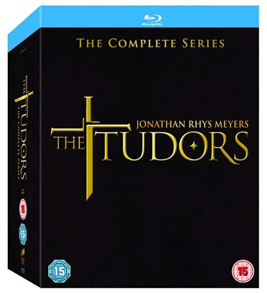 The Tudors: The Complete Series (Region-Free Blu-ray) $20.77 Shipped