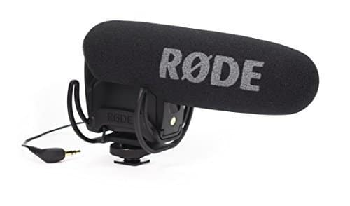 Rode Microphones VideoMic Pro R Cardioid Condenser Microphone $179 + free shipping