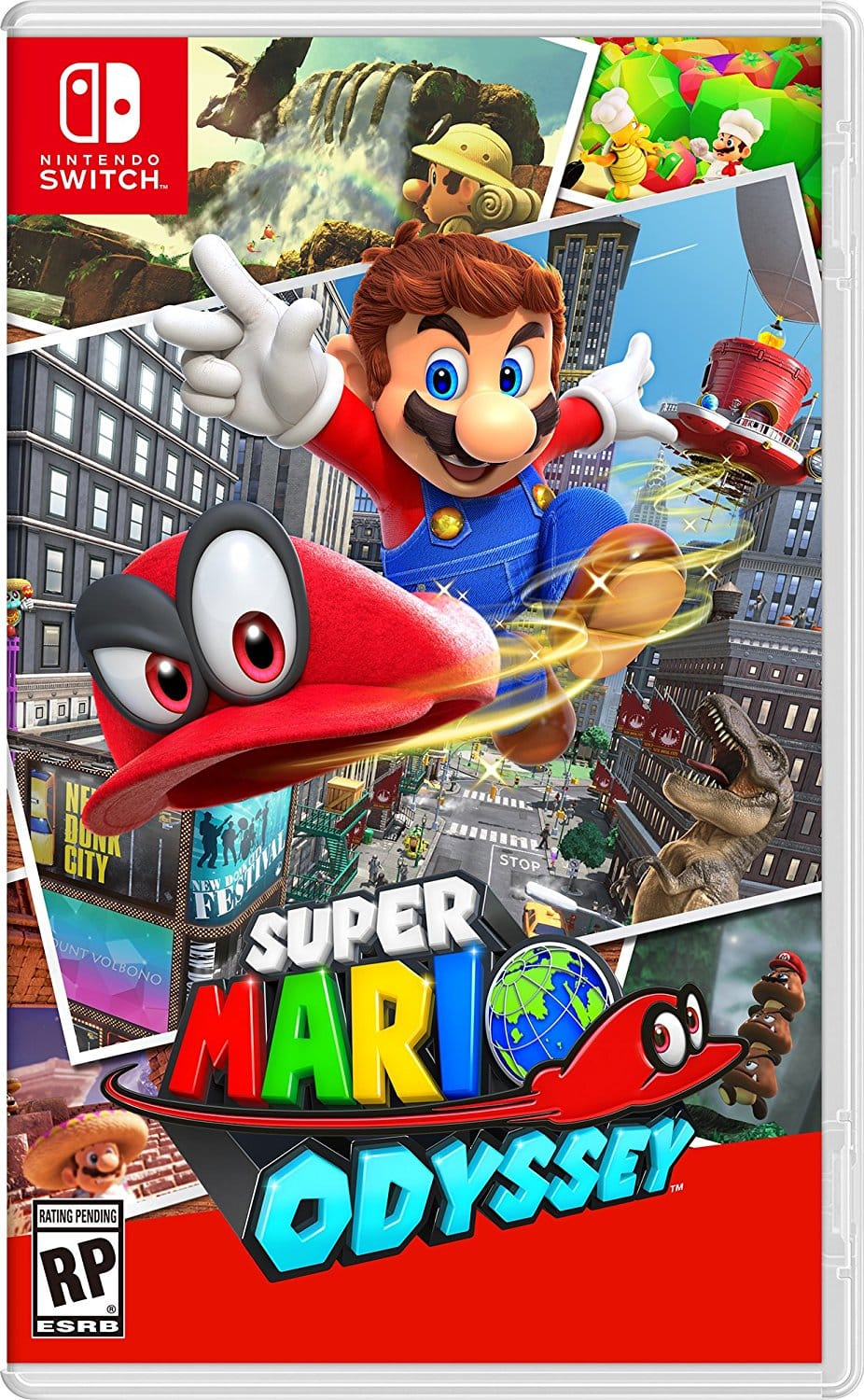 Gcu members super mario odyssey nintendo switch pre order 10 deal image xflitez Choice Image