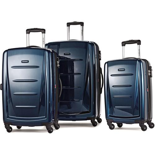 be9ed8381 Samsonite Winfield 2 Hardside 3-Piece Spinner Luggage Set ...