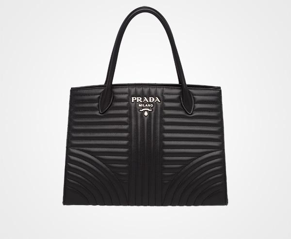 5931422e966 Prada Diagramme Leather Handbag (various colors) - Slickdeals.net