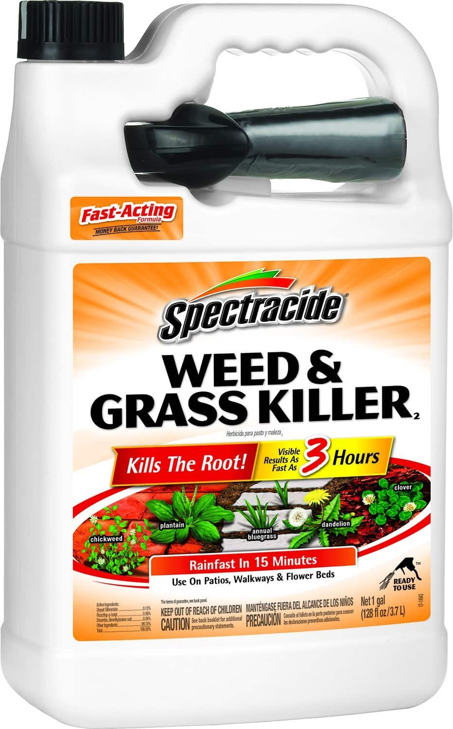 Spectracide Weed & Grass Killer 2 (Ready-to-Use) (HG-96017) (1 gal)  (Add-on Item) $3.50