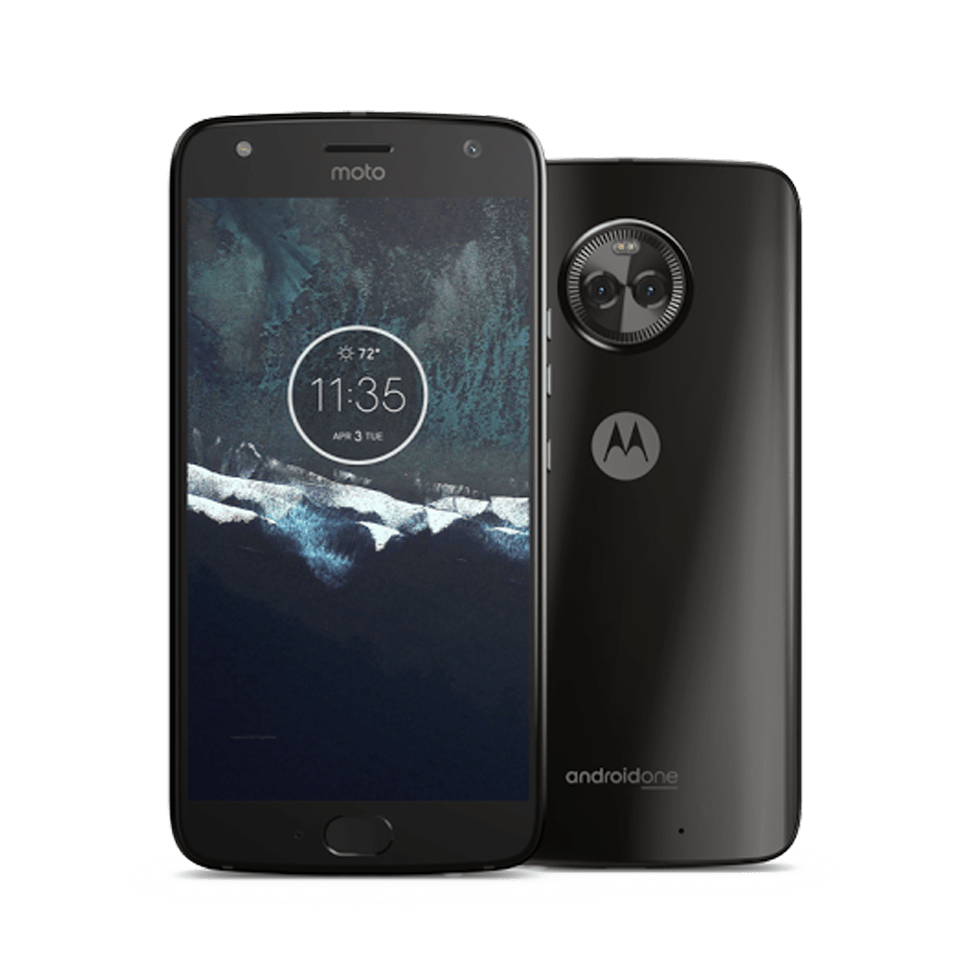 Project Fi Service: 32GB Android One Moto X4 4G LTE
