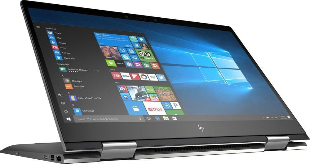 "HP Envy x360 15.6"" Laptop: Ryzen 5, 1TB HDD, 8GB RAM, Vega 8 $600 + Free Shipping"