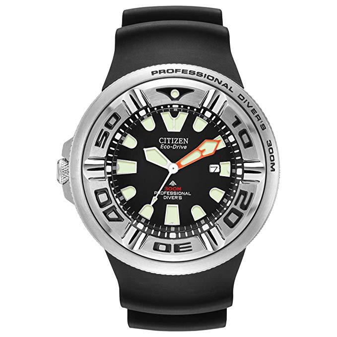 f04eba91e79c Citizen Men s BJ8050-08E Promaster Diver Eco-Drive Watch ...