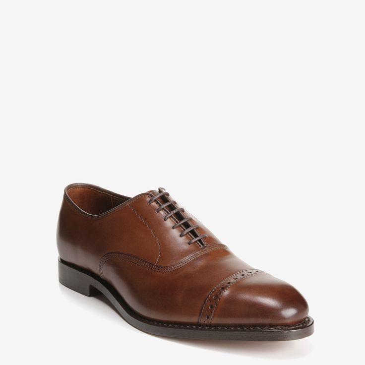 90e9f18e6a5 Allen Edmonds Men s Fifth Avenue Cap-toe Oxford Dress Shoes ...