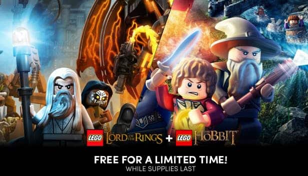 lego lord of the rings download pc full free