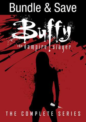 Buffy The Vampire Slayer: The Complete Series (Digital SD
