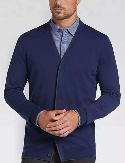 abf6f9e80 JOE Joseph Abboud Cardigan Sweater - Slickdeals.net