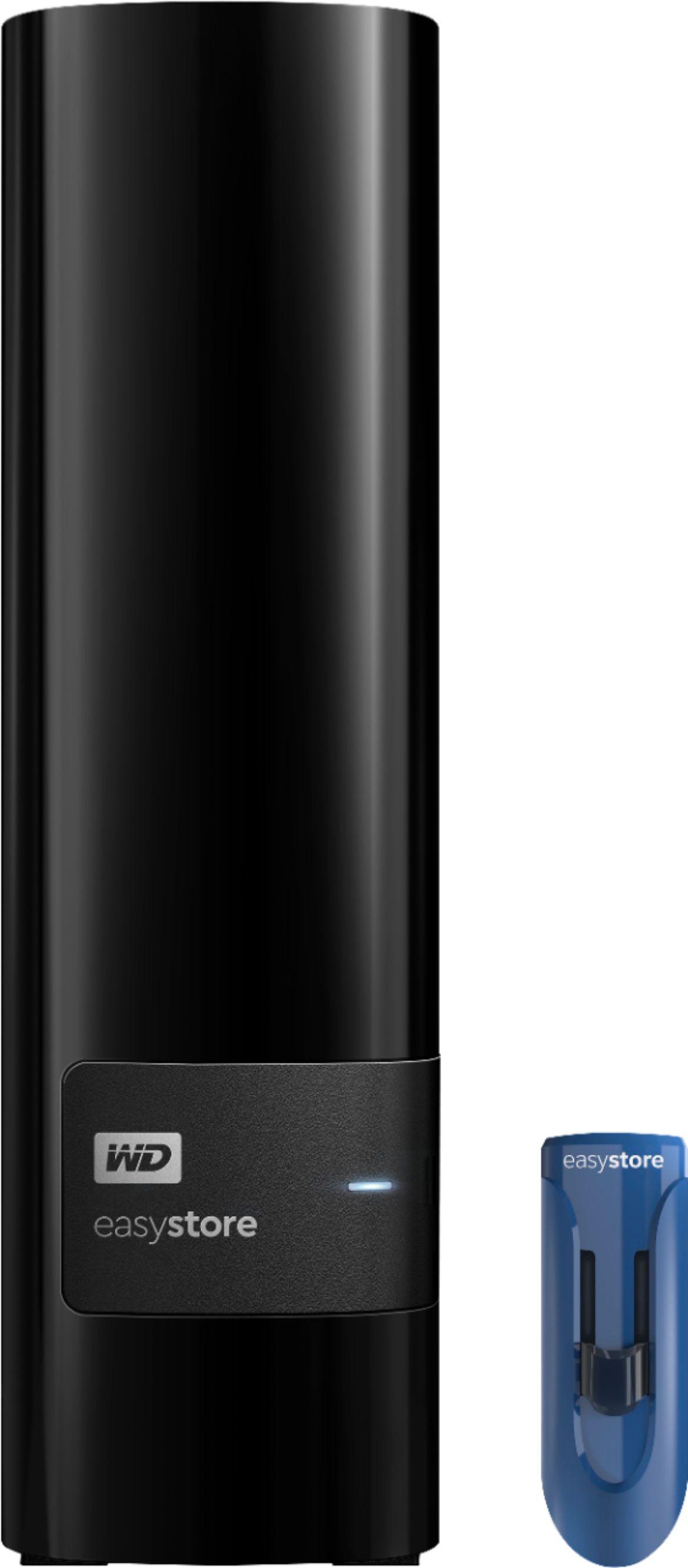 My Best Buy Members: 10TB WD Easystore External USB 3.0 Hard Drive + 32GB USB Flash Drive $170 + Free Shipping
