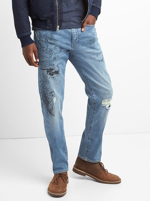 d562d79c915 Gap 40% Off + 10% Off  Men s Slim Jeans w  GapFlex - Slickdeals.net