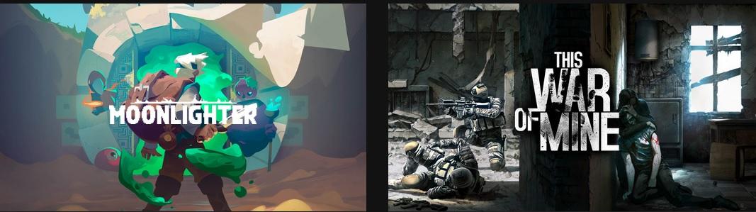 Moonlighter & This War of Mine (PC Digital Download) - Slickdeals net