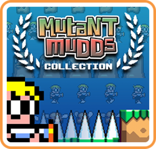 Nintendo Switch Digital Games: Mutant Mudds Collection $1.49, Xeodrifter $0.99, Paperbound Brawlers $0.49 & More