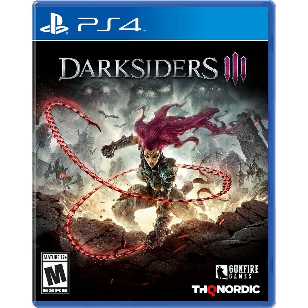 NBA 2K20 (PS4/Xbox One/Nintendo Switch) $29.99 or Darksiders III (PS4/Xbox One) $9.99 + Free Shipping