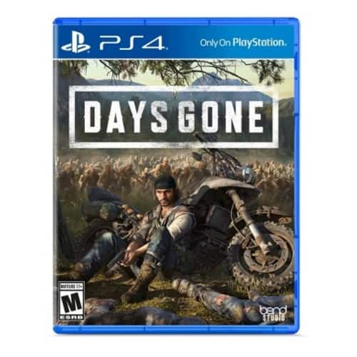 Days Gone (PS4) $16.99 + Free Shipping or Free S&H w/ Prime