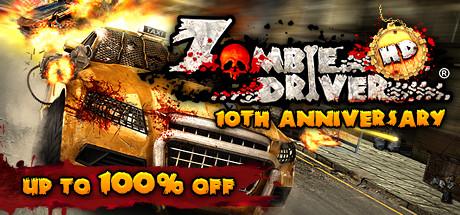 Zombie Driver HD (PC Digital Download) Free