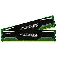 Amazon Deal: Crucial Ballistix Sport 16GB DDR3 1600 Desktop Memory for 124.99 or less