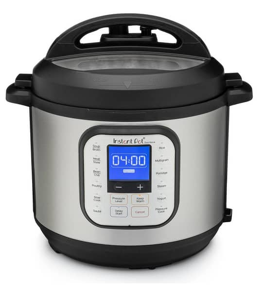 $44.79 (and free shipping!) for Instant Pot Duo Nova, 6 quart Pressure Cooker {YMMV}