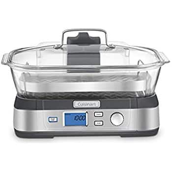 Cuisinart Digital Glass Steamer STM-1000 CookFresh Food $100 Amazon or Bon Ton