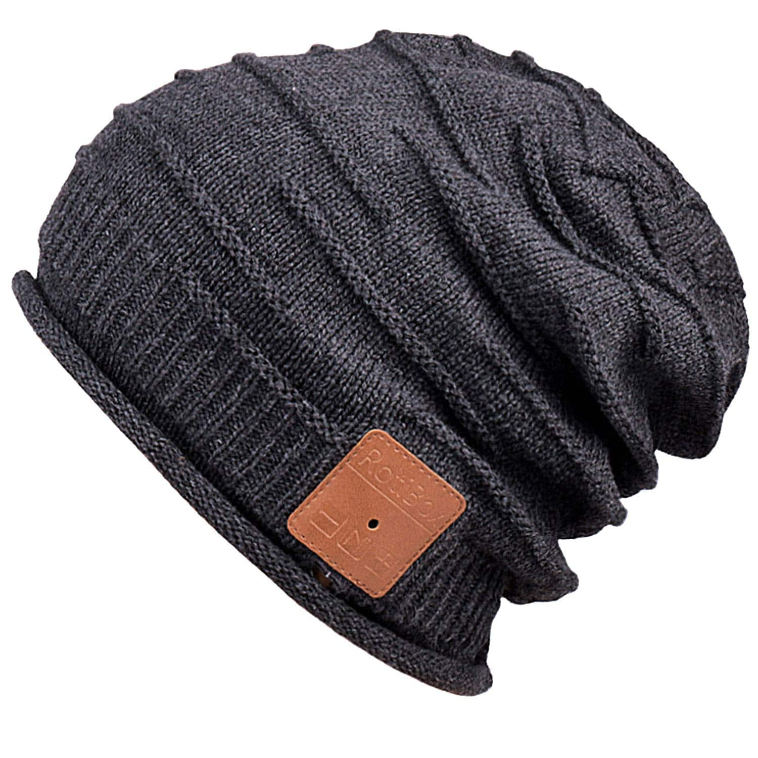 Wireless Bluetooth Beanie Hat with Headphone at Amazon $19.99