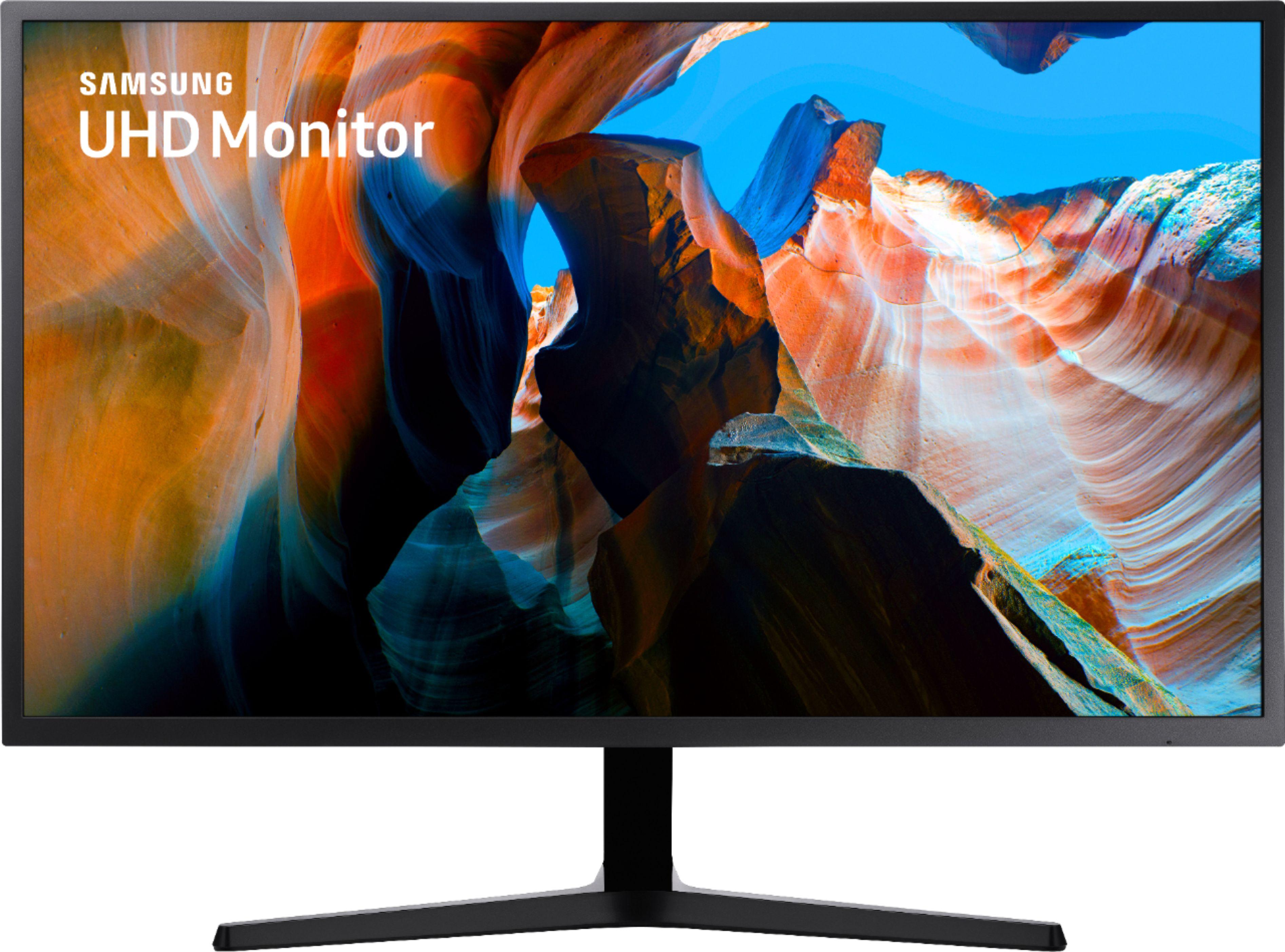 """Samsung U32J590UQN 32"""" 4K monitor $269.99"""