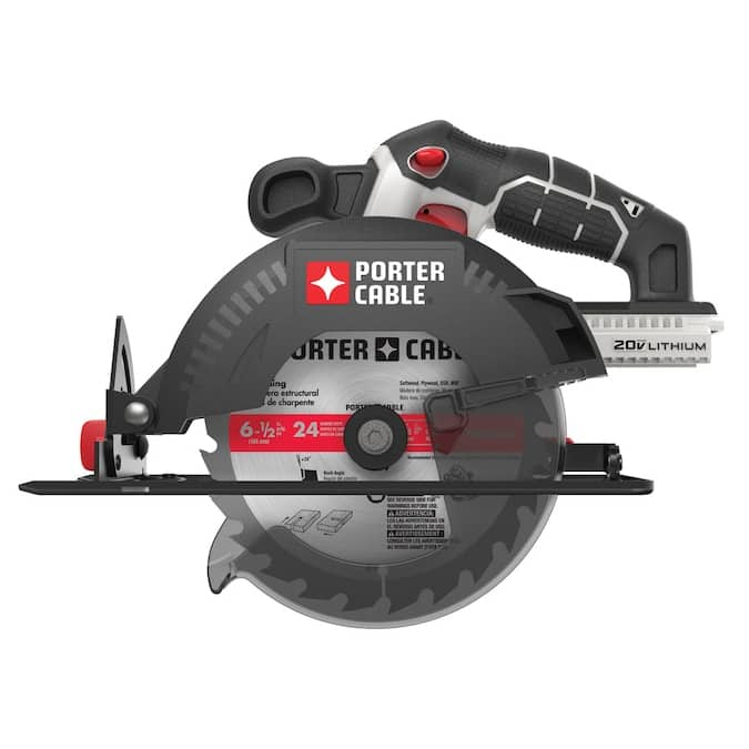 Porter-Cable Cordless 20V Bare Tool Clearance 50%+ Off @ Lowe's (Circular Saw, Jigsaw, Sander, Oscillating Tool, Angle Grinder, Combo Kit) As low as $21.04 YMMY