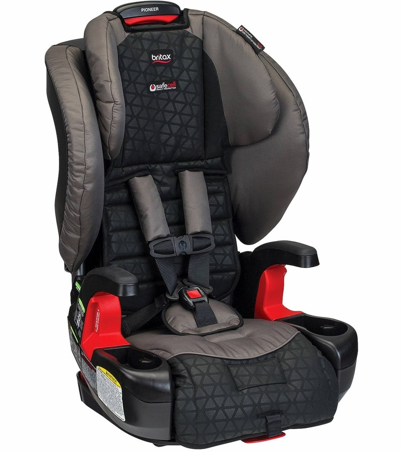 Britax Pioneer G1.1 Harness-2-Booster Car Seat - Reflect - $145 Shipped