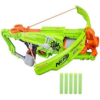 Nerf Zombie Strike Outbreaker Bow $10 shipped with Amazon Prime