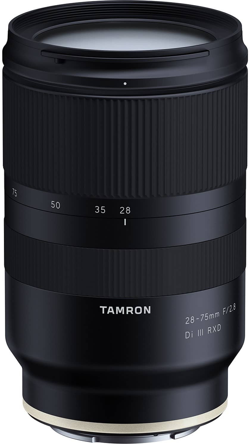 PSA: Tamron 28-75mm f/2.8 Lens Sony E-mount Now IN STOCK @ Focus Camera for $799.00