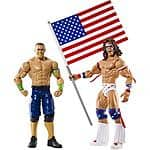 WWE John Cena and Ultimate Warrior Action Figure Battle Pack $10.00 @ Walmart w/ In-Store Pickup YMMV