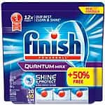 Finish Powerball Quantum Max Automatic Dishwasher Detergent, 30 count For $4.93 B&M YMMV @ Walmart