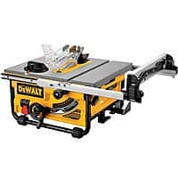Home Depot Deal: YMMV - Dewalt DW745 Job Site Table Saw for $179 at Home Depot. - YMMV