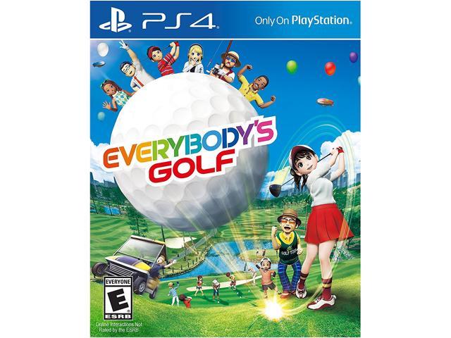 Everybody's Golf - PlayStation 4 $29.99